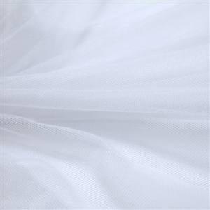 Tecido Tule Branco largura 2,40mt