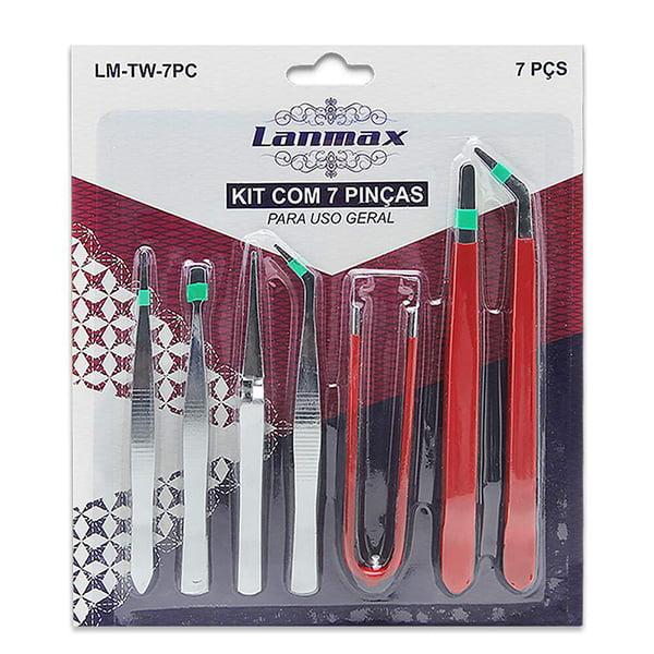 Kit De Pinça TW7 Lanmax p28934