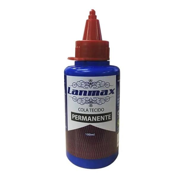 Cola Para Tecido Permanente 100ml Lanmax p24945
