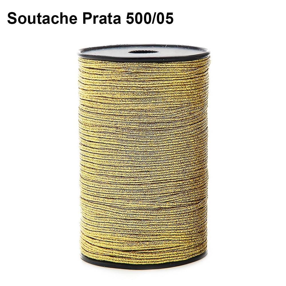 Soutache Ouro 500/05 2mm (100 metros) 500/05RL100-023