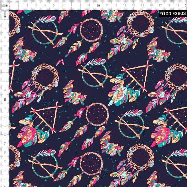 Tecido Tricoline Digital Filtro dos Sonhos 9100e3603