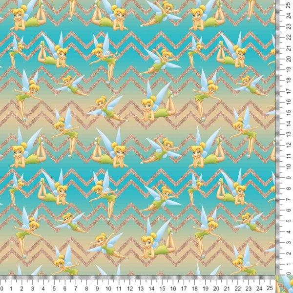 Tecido Poliéster Estampado Sinhinho RA52461