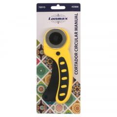 Cortador 45 mm Amarelo Lanmax p24347