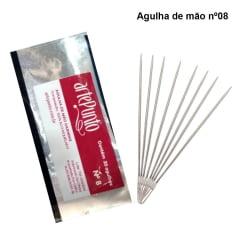 Agulha de Mão nº8 (20 unidades) AM001-008