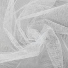 Tecido Filó p/ Mosquiteiro Branco largura 3,00mt
