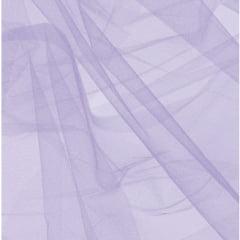 Tecido Tule Lilás largura 2,40mt
