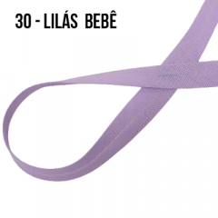 Viés Destaque 35mm Largo Liso c/20mts
