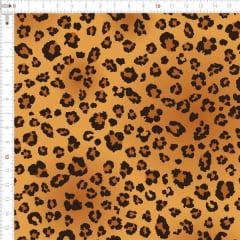 Tecido Tricoline Digital Onça 9100e1895