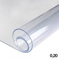 Plástico Cristal Transparente 0,20mm - 01032516