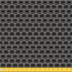 Tecido Tricoline Estampado Floral 1650v104