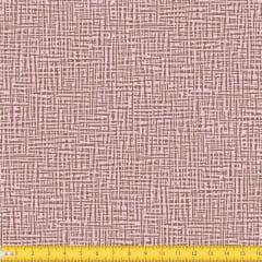 Tecido Tricoline Estampado Tramas Terra 1556v084