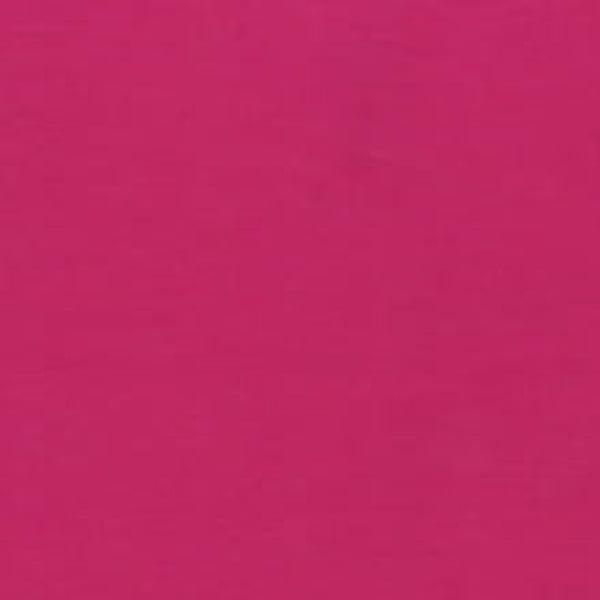 Tecido Tricoline Liso Rosa Pink 100% algodão c363